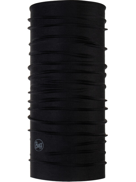 Buff Coolnet UV+ XL Neck Tube Solid Black
